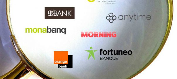 les meilleurs banques en ligne - image